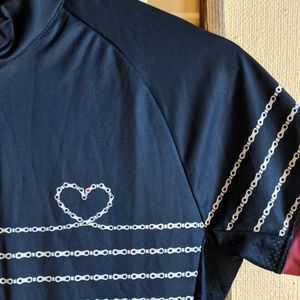 maloja Tops - Maloja cycling jersey, medium